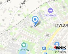 Компания Скорая-авто-помощь на карте города
