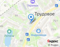Компания Цветущий сад на карте города