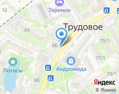 Компания Зоомагазин на Лермонтова на карте города