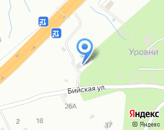Компания УАЗ-ГАЗ на карте города