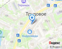 Компания МТС на карте города