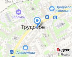 Компания Жемчужина на карте города