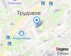 Компания СДВБ на карте города