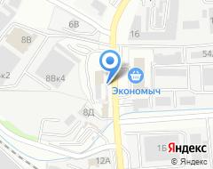 Компания Автократ на карте города