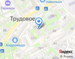 Компания ФитоФарм на карте города