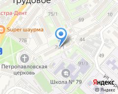 Компания Никольск на карте города