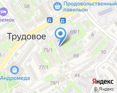 Компания Платежный терминал, АКБ Приморье, ПАО на карте города