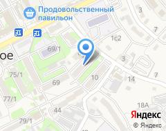 Компания Михайловский бройлер на карте города