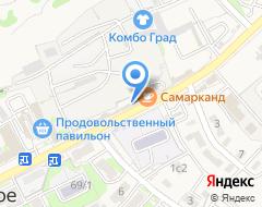 Компания Мотовелик на карте города