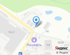 Компания Влад-Цемент на карте города