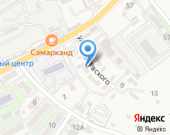 Компания КПД на карте города