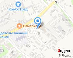 Компания Полюс на карте города