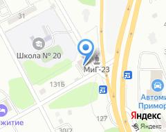 Компания Банкомат Банк ВТБ24 на карте города