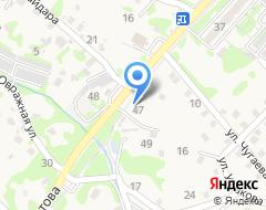 Компания Дирижабль на карте города