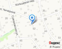 Компания Фортуна З на карте города