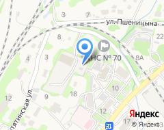 Компания ДВ-Перевозчик на карте города