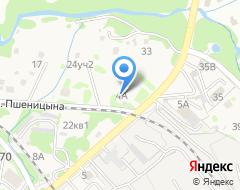Компания Гермопласт ДВ на карте города