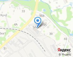Компания Строймагаз на карте города