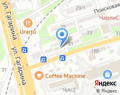 Компания Залог на карте города