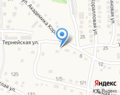 Компания Авк-центр на карте города