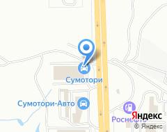 Компания Kia на карте города