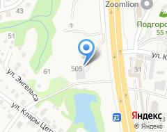 Компания Хенде Трак Сервис на карте города