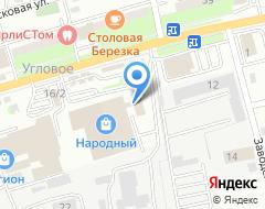 Компания Пенобетонный завод Восток на карте города