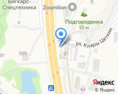 Компания Зоо Пассаж на карте города