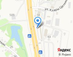 Компания Магазин автозапчастей на карте города