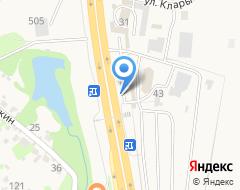 Компания Автолидер на карте города