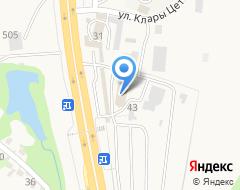 Компания Траклайнер ДВ на карте города