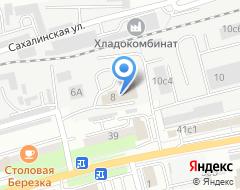 Компания КамазТехОбслуживание на карте города