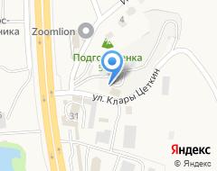 Компания Спецразбор на карте города