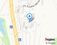 Компания Автовек ДВ на карте города