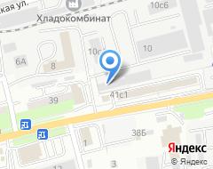 Компания Шинтоп сервис-маркет на карте города
