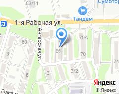 Компания ЗЕНРА на карте города