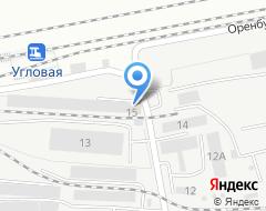 Компания Стройпрогресс ДВ на карте города