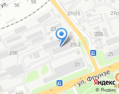 Компания ПластКом на карте города