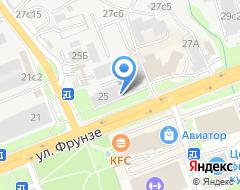 Компания Автомаг магазин автотоваров на карте города