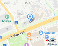 Компания ДВ НИИ ПТМАШ на карте города