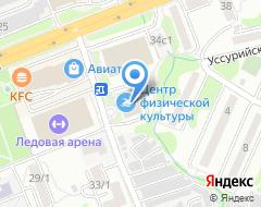 Компания Радуга на карте города