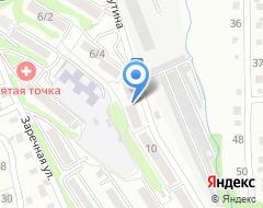 Компания ПЕРИ на карте города