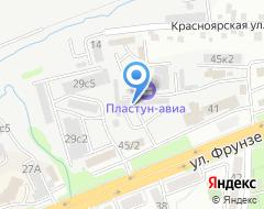 Компания VOLVO на карте города