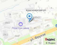 Компания БаКкаРа на карте города