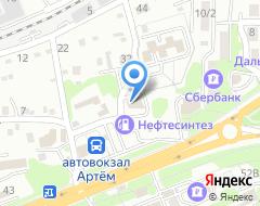 Компания Тихоокеанская коллегия адвокатов Приморского края на карте города