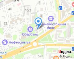 Компания Магазин напольных покрытий на карте города