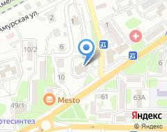 Компания Дальакфес на карте города