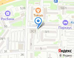 Компания Авто Гарант на карте города