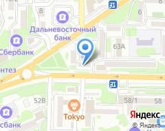 Компания Восточный банк, ПАО на карте города
