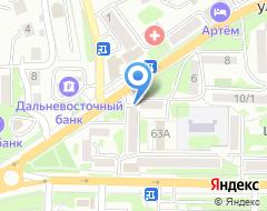Компания Гелиос на карте города